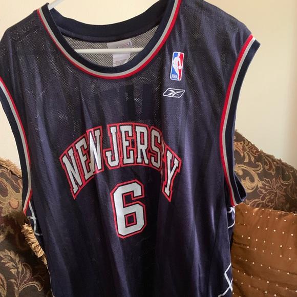 quality design 1ecf2 ed4a3 Kenyon Martin New Jersey Nets Jersey